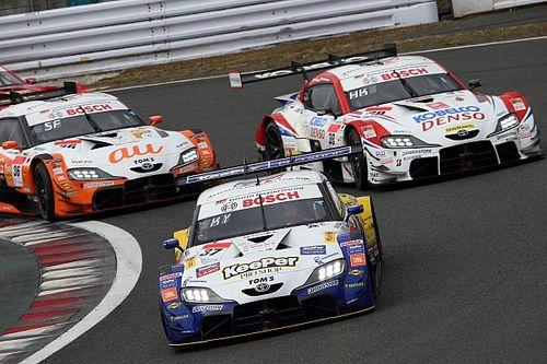 Toyota reveals 2021 Super GT drivers, GT500 grid complete