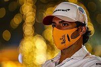 """F1: Ferrari pressiona por Sainz no teste de """"jovens"""" em Abu Dhabi"""