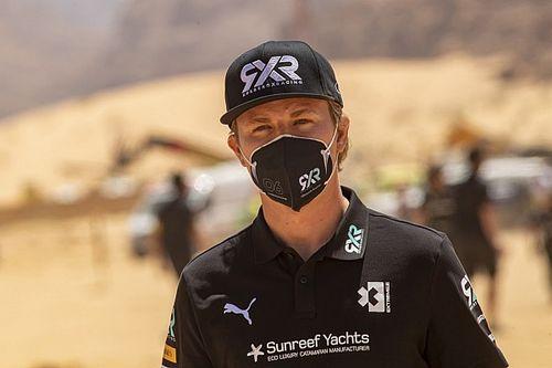 Rosberg: Már azt is tudom, milyen legyőzni Lewist az Extreme E-ben!