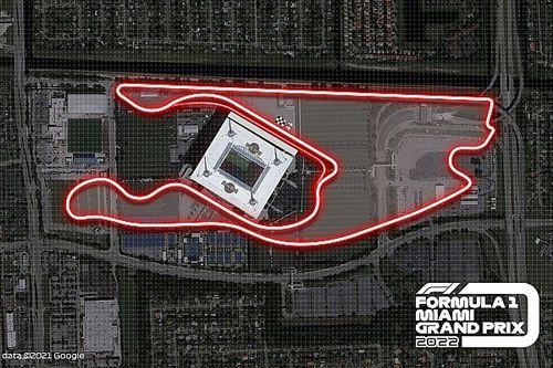 Oficial: habrá GP de Miami en la Fórmula 1 desde 2022