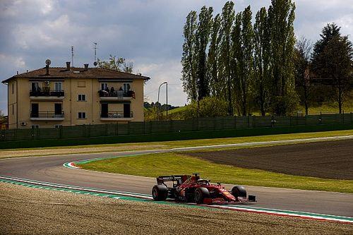 Leclerc Khawatirkan Dua Hal Ini Saat Lomba di Imola