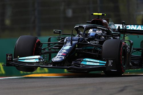 "Bottas ""couldn't trust rear-end"" of Mercedes car in Imola Q3"