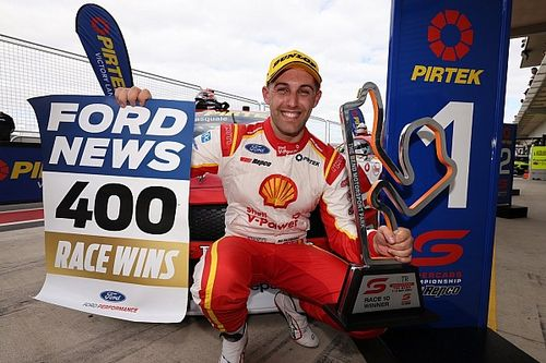 The Bend Supercars: De Pasquale takes first Ford win
