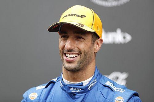 Por qué Ricciardo ahora piensa distinto de las carreras de simulador