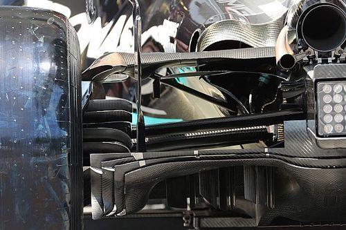 Las novedades técnicas de los coches de F1 en Azerbaiyán
