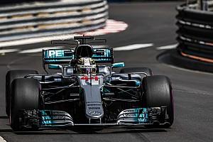 Wolff  : La Mercedes W08 se comporte