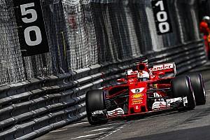 【F1モナコGP】FP3詳報:ベッテル圧巻の首位。メルセデス苦戦続く