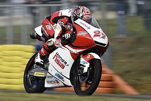 Moto3 速報ニュース 【Moto3】リタイアの鳥羽「最後5周で順位を上げられていたのに残念」