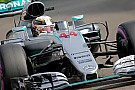 Abu Dhabi GP: Hamilton stays ahead of Rosberg in FP2 – but only just