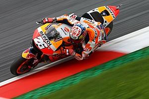 """MotoGP Noticias de última hora Pedrosa: """"El blando trasero patinaba todo el día"""""""