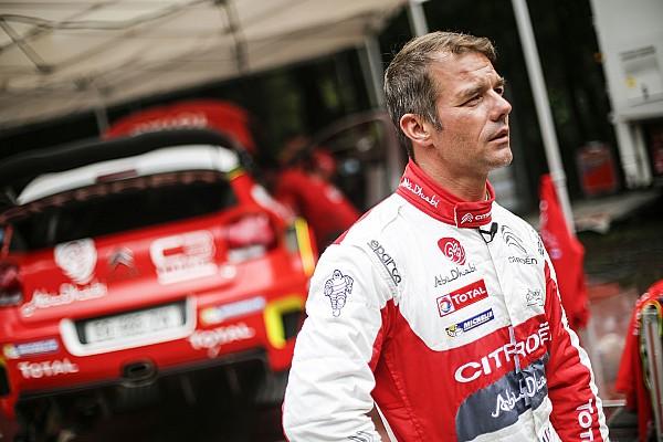 WRC 突发新闻 雪铁龙:期待勒布未来能测砂石路