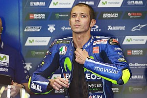 MotoGP Breaking news Rossi: Thinking about title