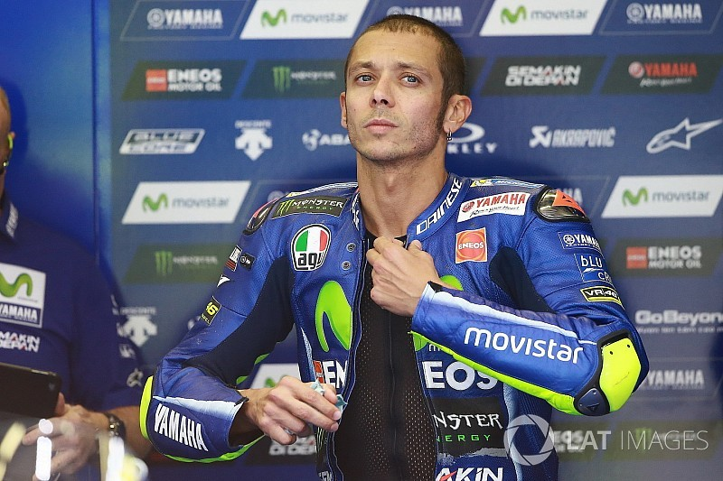 Rossi: Şampiyonluğu düşünmek akıllıca değil