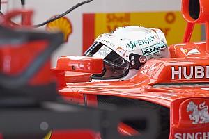 Forma-1 BRÉKING Vettel