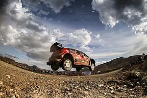 WRC Chronique Le tour du monde de Gabin Moreau : Mexique