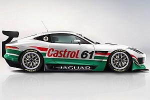Auto Actualités La Jaguar F-Type bientôt en version GT4 ?
