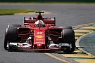 So bewertet Sebastian Vettel das Training zum F1-Auftakt 2017