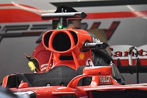 Forma-1 Elemzés Két fronton is újított a Ferrari Malajziában