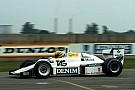 Retro: De eerste Formule 1-test van Ayrton Senna