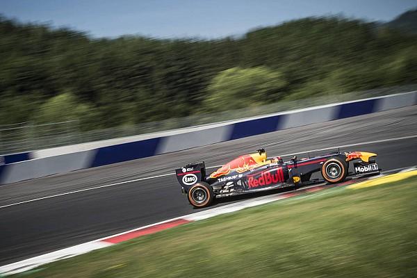 Ogier au volant d'une F1: un rêve devenu réalité
