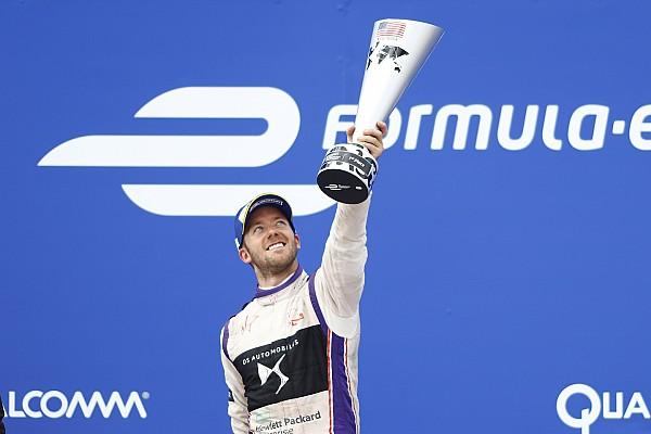 Формула E Репортаж з гонки е-Прі Нью-Йорка: Бьорд виграв першу гонку у Брукліні