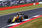 Renault had to pause development for