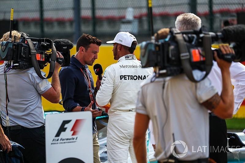 ESPN substitui NBC como emissora oficial da F1 nos EUA