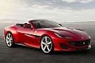 Auto Ferrari dévoile la Portofino!