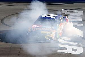 NASCAR Cup Comentario Tras ganar en Pocono,  Busch fortalece sus aspiraciones de playoffs