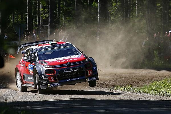 Toyota, Citroen, Hyundai all enter Rally Estonia