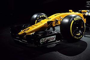 Forma-1 BRÉKING A Renault sem úszta meg az interaktív csúszkát! RS16 vs. RS17