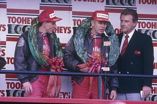 Skaife reflects on infamous 'a**eholes' Bathurst podium