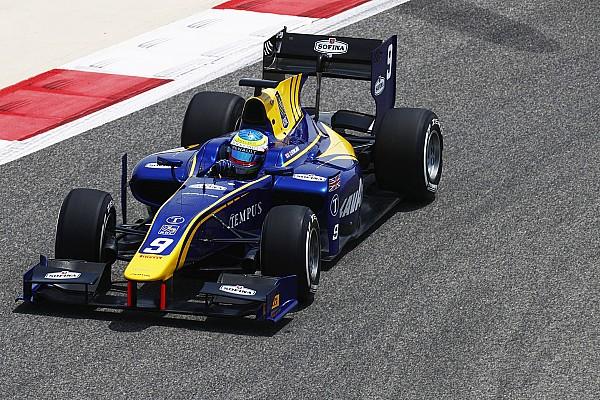 FIA F2 Antrenman raporu Bahreyn F2: Yeni dönemde ilk antrenmanın lideri Rowland