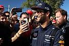 Ricciardo megpróbál olaszul nyilatkozni