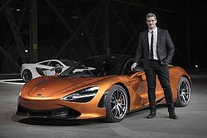 OTOMOBİL Özel Haber McLaren'ın tasarım şefi değişti