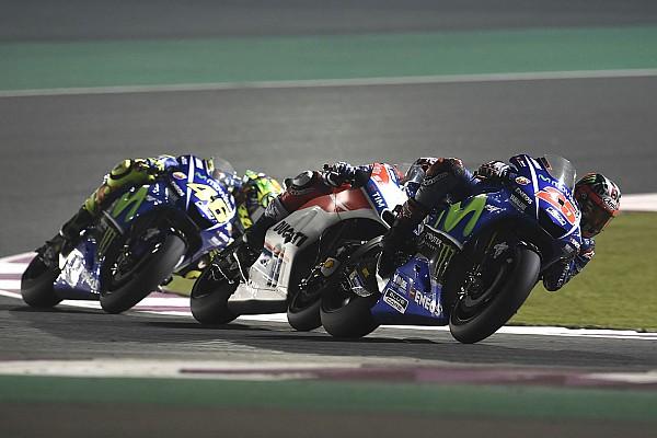 Ascolti Sky: MotoGP batte la F.1 nei GP d'apertura della stagione