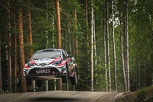 WRC Resumen de la fase Lappi lidera un triplete finlandés