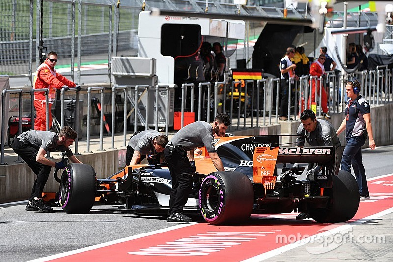 "【F1】ホンダ、アロンソへの""スペック3""新品投入タイミングを検討"