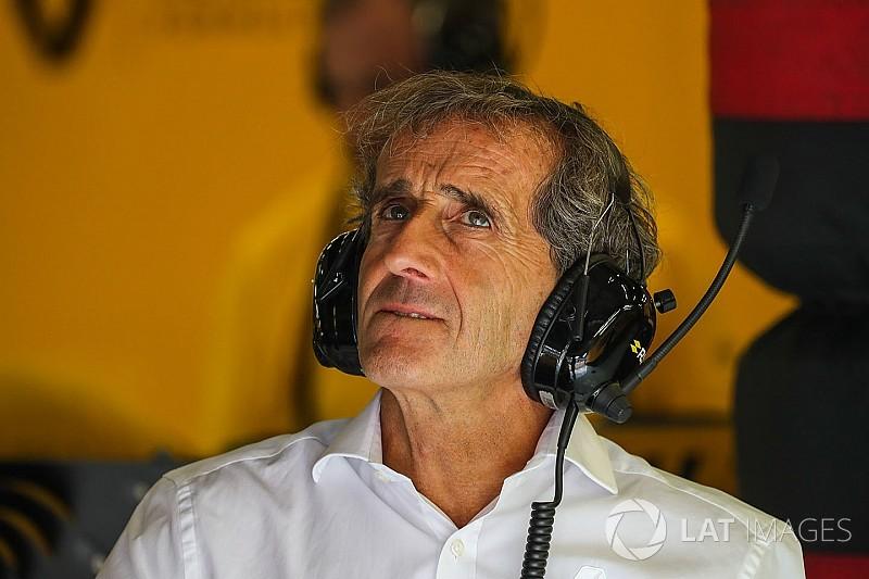 """Prost: """"Renault neemt een risico met McLaren"""""""