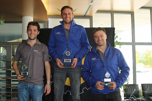 Schweizer markenpokale OPC Challenge: Zweiter Saisonsieg für das Flammer-Team