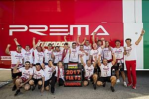 FIA F2 Race report Feature Race F2 Jerez: Leclerc klaim gelar, Gelael tertinggal satu lap