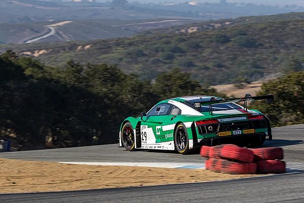 Endurance California 8 Hours: Haase takes pole for Audi, Land