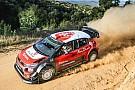 Fotogallery: l'esordio di Loeb con la Citroen C3 WRC su sterrato