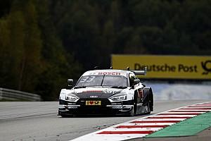 DTM Отчет о гонке Сход Грина позволил Расту выиграть вторую гонку DTM в Австрии