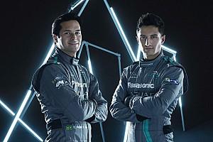Formel E News Jaguar in der Formel E: Nelson Piquet Jr. und Mitch Evans bestätigt
