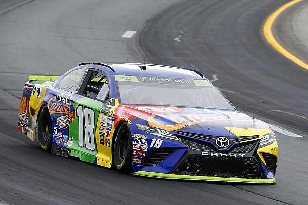 NASCAR Cup Qualifyingbericht NASCAR in Loudon: Kyle Busch auch beim 2. Playoff-Rennen auf Pole