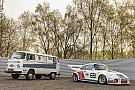 Automotive Amazing Porsche 935 and matching support van for sale