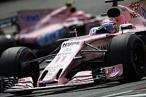 Формула 1 Топ список Галерея: перша половина сезону Ф1 2017 року - Force India