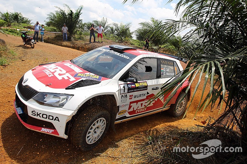 Malaysia APRC: Gill becomes two-time champion with Johor win