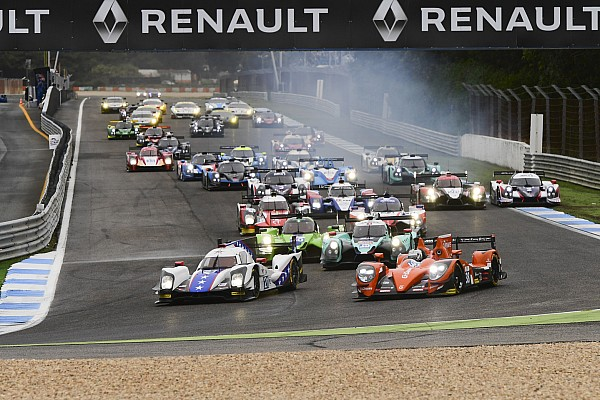 European Le Mans ELMS attracts 36 entries for 2017 season
